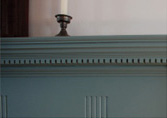 Davis Room - Mantel